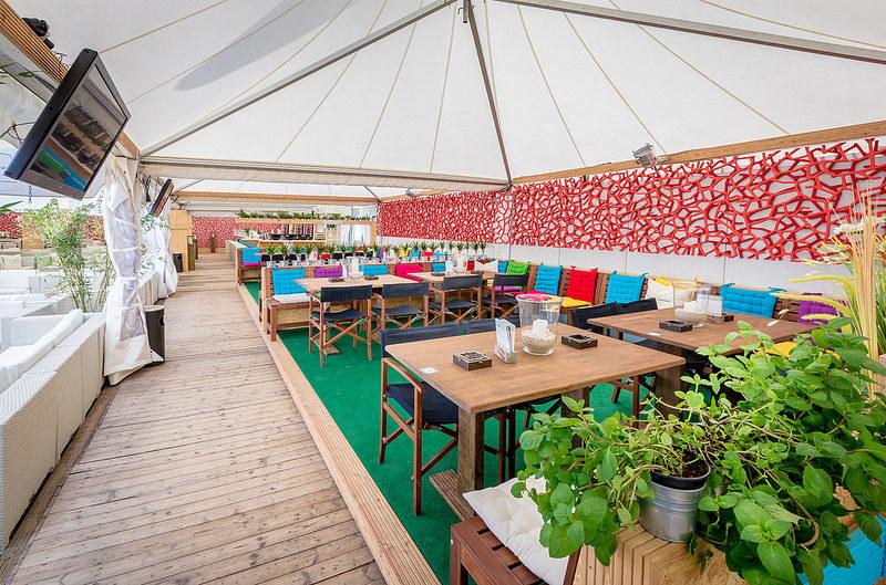 SKY & SAND BEACHCLUB 2015 - 19 - Restaurant