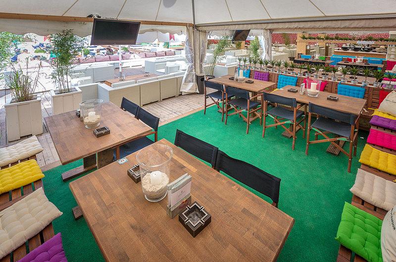 SKY & SAND BEACHCLUB 2015 - 20 - Restaurant